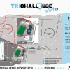 WinterTri 2017 aduce o serie de noutati in ceea ce priveste traseul competitiei
