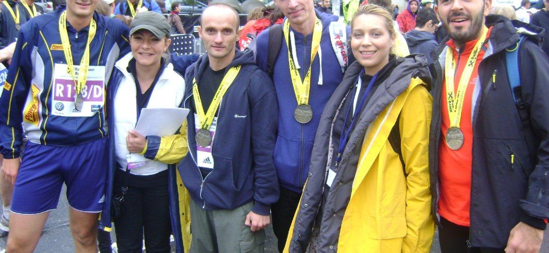 Smart Atletic Bloggers Team_Maratonul International Bucuresti 2011